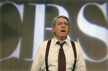paranoid:  dan rather.